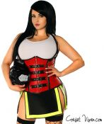 Sexy Corset Firefighter Costume