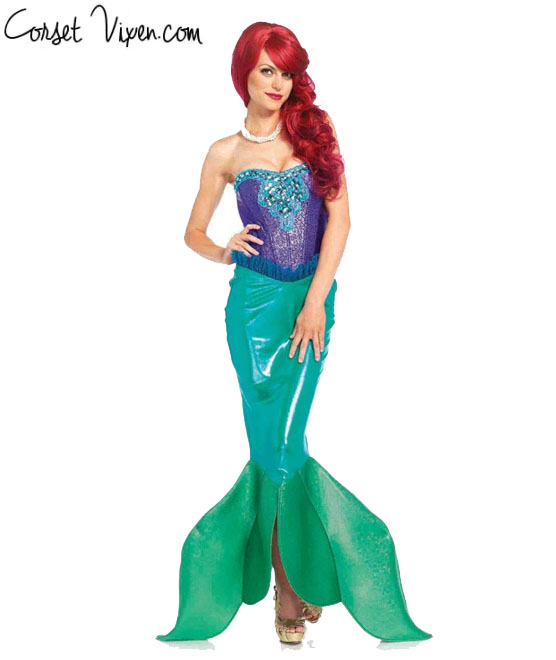 Deep Sea Siren Costume