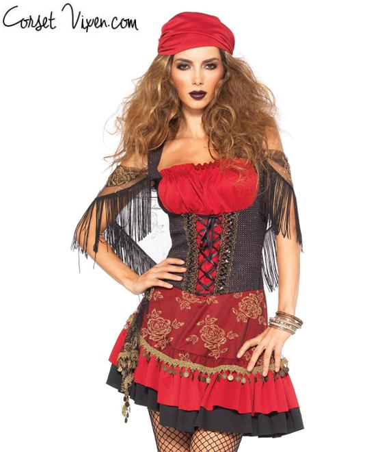 Final, Mystic vixen costume