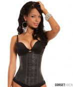 Nicki Marie Hour Glass Latex Waist Cincher Body Shaper