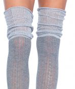 Over the Knee Crunch Sock