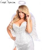Sexy Angel Corset Costume