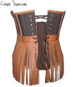 Unique Steampunk Corset