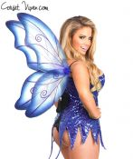 Sexy Sequin Fairy Corset Dress Costume
