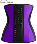 Latex Waist Training Corset